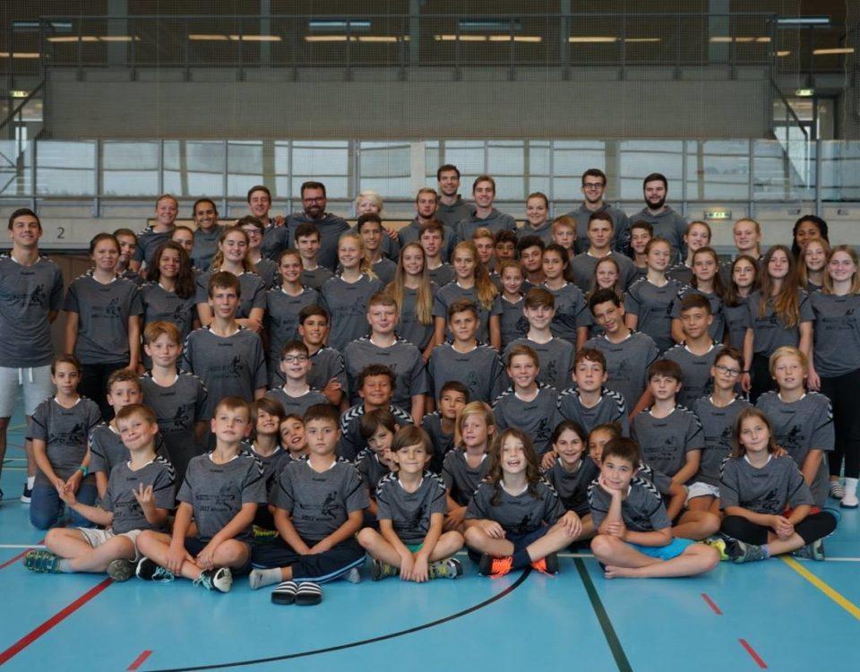 Handball Trainingslager 2017