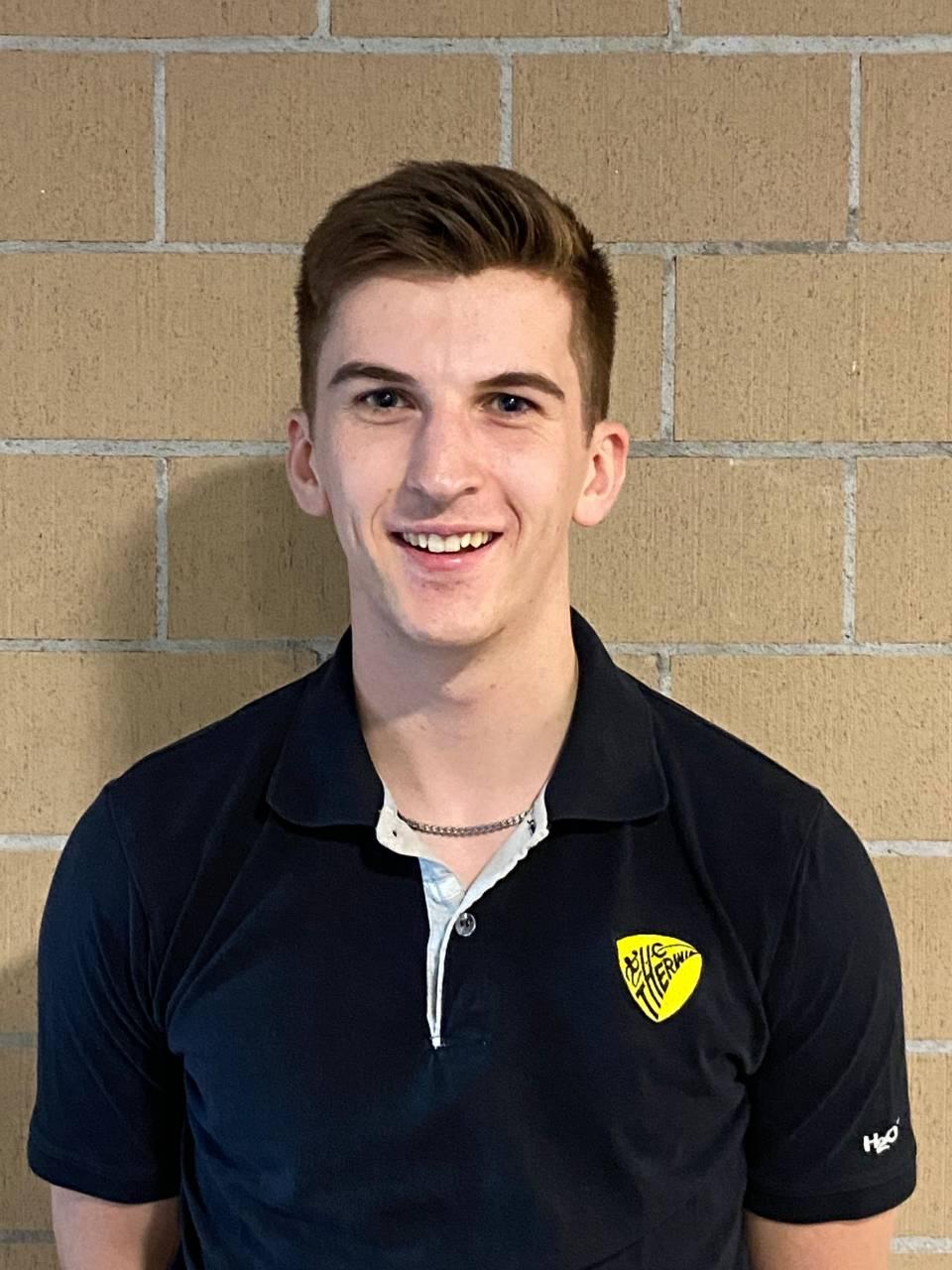 Yannis Schwarz wird neuer Headcoach unseres U13 Mixed Teams