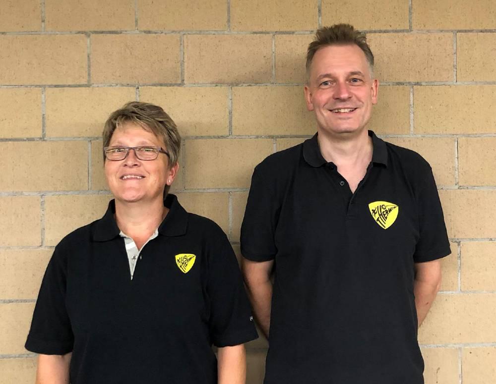Das etablierte Trainerduo Claudia Eschbach / Marcel Felder wechselt zur Stufe MU15 Regio und unserem Team der SG Leimental